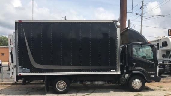 5 – Ton Grip Truck