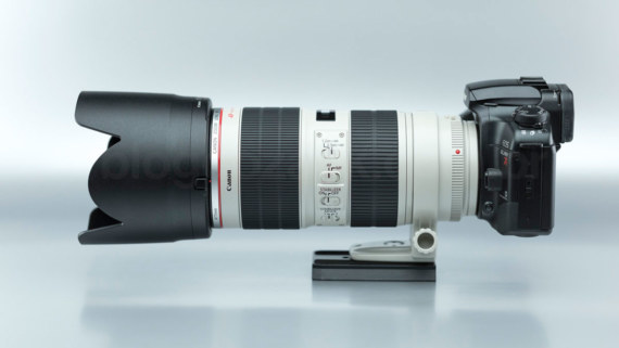 Canon 70-200mm 2.8 IS II