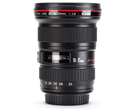 Canon 16-35mm 2.8 Lens Rental