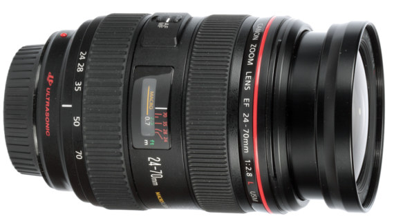 Canon 24-70mm 2.8 Lens