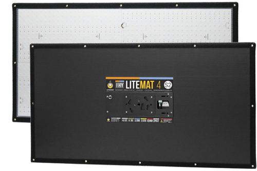 LiteMat S2 Kit w/ C-Stands