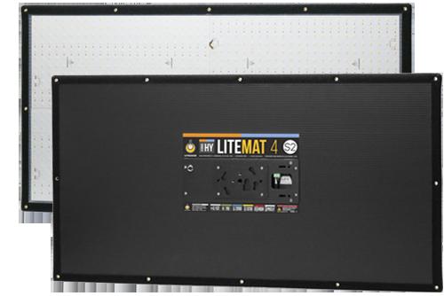 LiteMat S2 Kit w/ C-Stands